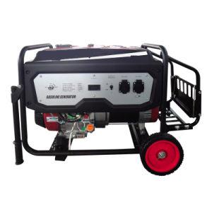 De Generator van de Benzine van de Benzine van Fusinda 2.5kw met het ZijRek van de Batterij, het Type van Karretje