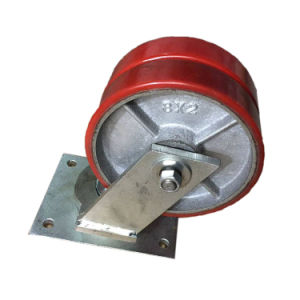 3industrielle à usage intensif de tonalité à double roue Roulette conteneur de livraison