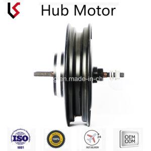24V/36V/48V/60V/72V 350W-500W 14pulgadas Cubo de rueda delantera/trasera del motor para Bicicleta eléctrica