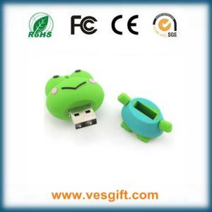 Гаджет подарочный диск ПВХ форма флэш-накопитель USB
