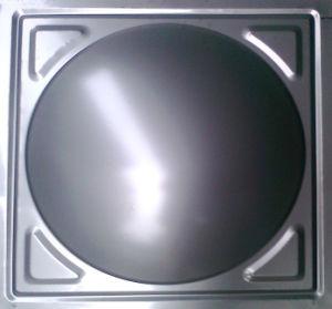 O SUS 304 Grau Alimentício do Tanque de água em aço inoxidável contentor