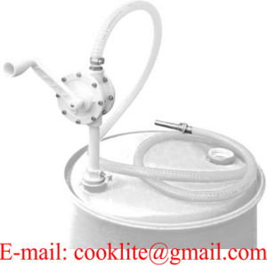 L'Adblue/def Kit de pompe à tambour rotatif à main faits de PP (Polypropylène)