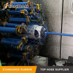 SAE J517-100 R5高圧オイル抵抗の油圧ゴム製ホース