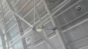 4.2m Diameter High Volume (meters 900square), laag-Snelheid (94RPM) Ventilator