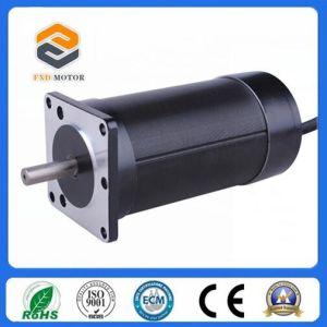 Motor elétrico sem escova de alta velocidade da C.C. para o motor de alimentação excedente da dobadoura automática (FXD57BL-3650-001)