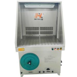 Colector de polvo del lijado Extractor con sistema automático de limpieza de cenizas de la tabla de molienda