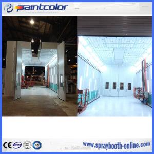 Certificado CE Alquiler de cabina de pintura en Spray para la venta
