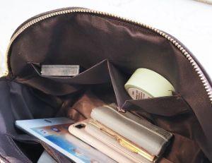 Hot vender cuero pu diseñador de moda Dama Shell bolsos (XP3911)