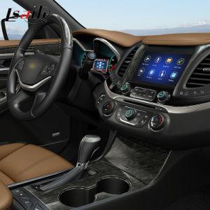 Système de navigation GPS Lsailt Android boîte pour Chevrolet Impala Malibu etc Boîtier Interface Vidéo GM Système Intellink Mylink Cue