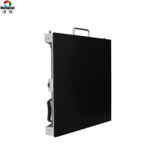 La haute définition pleine couleur extérieure P4 LED affichage vidéo