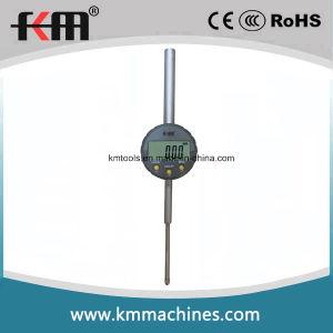 0-50mm/0-2'' do dispositivo de medição do indicador de quadrante digital