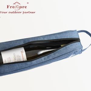2018最新のデザインネオプレンの単一のワインの戦闘状況表示板のクーラー袋