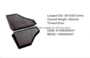 ベンツA0004300969のための高品質のトラックの燃料フィルター