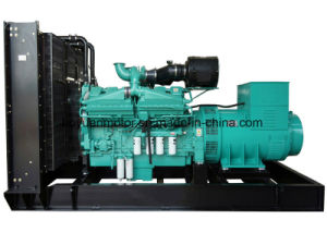 200kVA CumminsのATS 50Hz/1500rpmが付いているディーゼル発電機セット