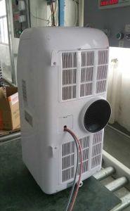Condizionatore d'aria portatile mobile a energia solare di CC 24V