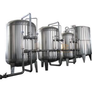 Prezzo della pianta acquatica del RO di trattamento delle acque di osmosi d'inversione per 10000 litri