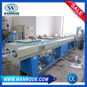 El abastecimiento de agua conductos eléctricos máquina extrusora de la línea de producción de tubería de PVC