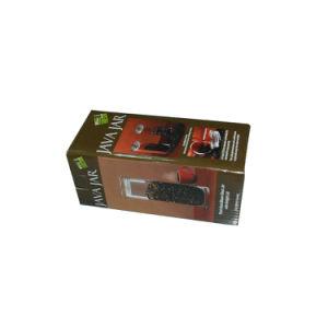 De luxe past de Doos van de Koffie van de Doos van de Gift van het Karton voor Verpakking aan