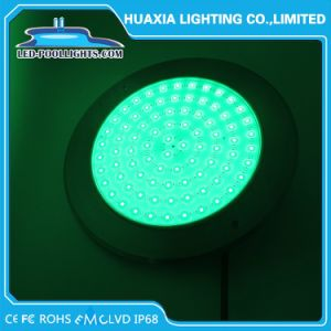 316ss Ingroundのプールのための樹脂によって満たされる水中LEDのプールの照明