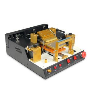 Tbk-938 het automatische LCD Glas die van het Scherm van de Aanraking van de Separator Plaatsen scheiden verwijdert de Machine van de Lijm