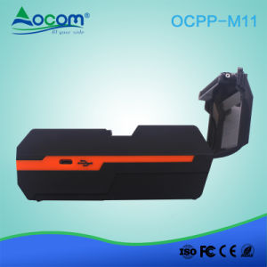 Ocpp-M11 de handbediende Androïde Mini Thermische Printer van de Steun voor de Misstap van de Orde