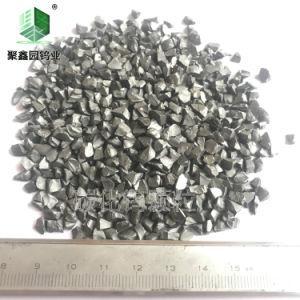Las partículas de aluminio de China, las partículas de carburo de tungsteno de malla 5-20