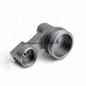 Tornio anodizzato alluminio che gira lavorare meccanico di CNC delle parti