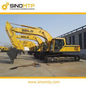 Grande escavatore di SDLG LG6300E 30T con il motore di Deutz