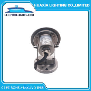 セリウムRoHSが付いている高い発電1W IP68 LEDの水中点ライト
