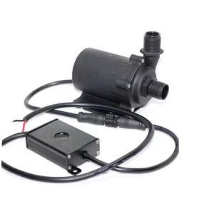 1200L/H Pompen van de Terugkeer van het Water van de Motor van de Irrigatie van het Water van gelijkstroom 12V de Doorgevende Amfibische Brushless
