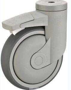 브레이크를 가진 새로운 디자인 볼트 구멍 유형 의학 피마자