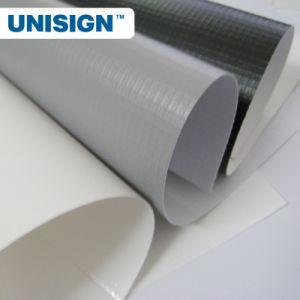 O PVC Scrim Banner Flex para publicidade exterior imprimir materiais de vinil