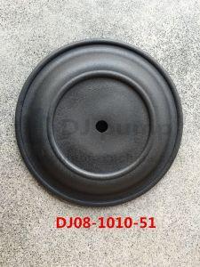 DJ 08-1010-51 Wildenのダイヤフラムの膜のSantoprene PTFEのブナのViton EPDMのネオプレンDiafragma Membrana