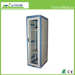 Fußboden-stehender Netz-Schrank