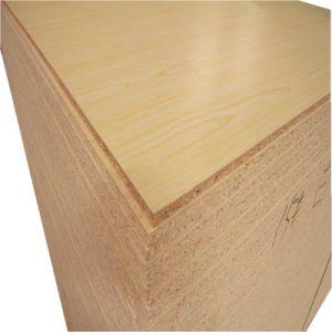 Pannello truciolare laminato melammina di legno di colore del grano per mobilia