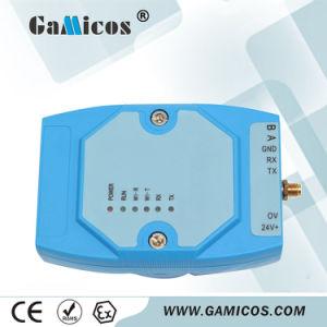 情報処理機能をもった無線水漕のレベルの圧力変換器