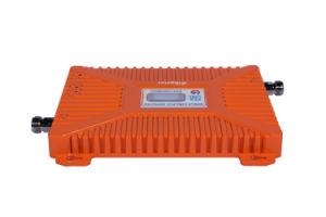 Fábrica de China doble banda GSM Amplificador de señal móvil con pantalla LCD