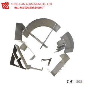 Het hoge Profiel van de Legering van de Uitdrijving van het Aluminium van de Hardheid Industriële voor het Frame van de Lijst en LEIDEN Licht Frame