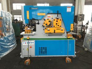 Q35y-25金属の鋼鉄多機能の鉄工機械