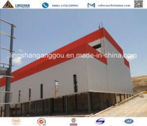 Estructura de acero Peb Hangar / Almacén / Galpón de Fábrica / TALLER / Almacenamiento Diseño