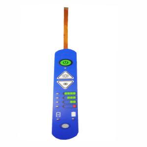 Interrupteur à membrane avec touches de gaufrage et circuit de FPC