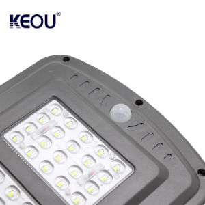 Nuevo 20W 40 Watt 60W todos en un sensor de movimiento integrada inteligente de energía potencia 40W Smart Calle luz LED