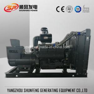 Dieselfestlegenset des elektrischen Strom-625kVA mit Motor China-Shangchai