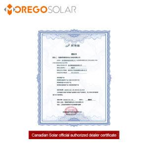 Morego distribuisce Ja/Trina/Longi/Q delle cellule/canadese/comitati solari di Lvchen, mono poli modulo solare cristallino di Perc