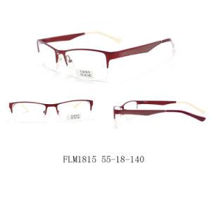 Frames de van uitstekende kwaliteit van de Glazen van de Acetaat van de Injectie van het Ontwerp van Italië (FLM1815)