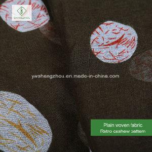 100%のビスコース新しいモノクロScarf点によって印刷されるショールの方法女性