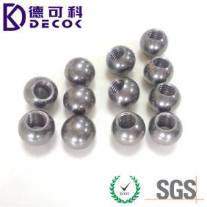 Bola de metal de 8 mm con orificio roscado M3 de bola roscada de acero inoxidable 304