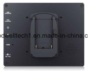 7 4K monitor HDMI com Full HD 1920x1200 Design em alumínio