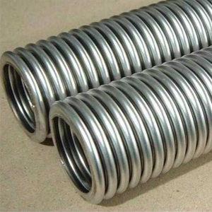 Spirale/collegare ondulato di Annural che intreccia il tubo flessibile del metallo flessibile