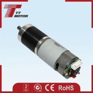 Las piezas de automóviles gran par motor eléctrico DC mini